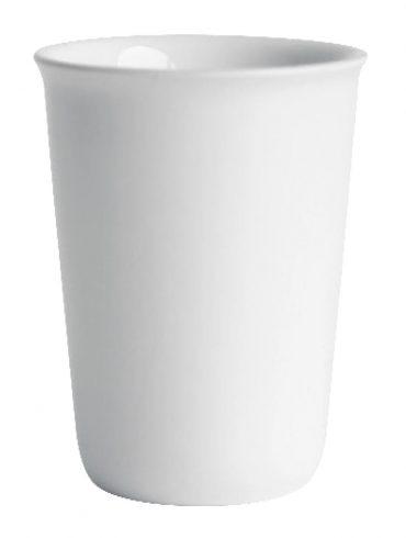 """Gobelet à Capuccino blanc """"Copetta"""""""
