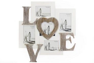 "Cadre Photo Multi-vues ""Love"""